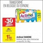 Bon Plan Actimel chez Carrefour - anti-crise.fr