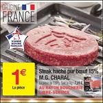 Bon Plan Steack Haché Charal chez Carrefour -anti-crise.fr