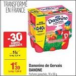 Bon Plan Danonino chez Carrefour - anti-crise.fr