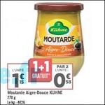 Bon Plan Moutarde Kuhne chez Géant Casino - anti-crise.fr