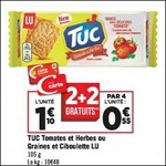 Bon Plan Biscuits Tuc chez Géant Casino - anti-crise.fr