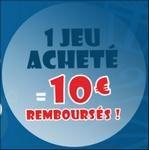 Offre de Remboursement TF1 Games : 1 Jeu Acheté = 10€ Remboursés - anti-crise.fr