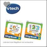 Offre de Remboursement Vtech : 3ème Livre MagiBook 100% Remboursé - anti-crise.fr