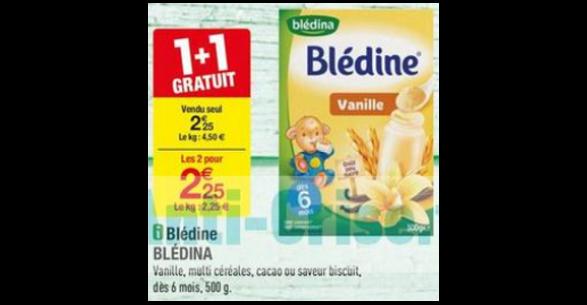 Bon Plan Blédine chez Carrefour - anti-crise.fr