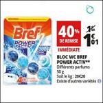 Bon Plan Bloc Wc Bref chez Auchan - anti-crise.Fr