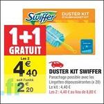 Bon Plan Kit Duster Swiffer chez Carrefour Market - anti-crise.fr
