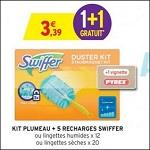 Bon Plan Kit Duster Swiffer chez Intermarché - anti-crise.fr