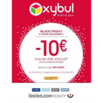 Catalogue Oxybul du 23 au 26 novembre 2017 (Promo Black Friday)