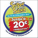 Offre de Remboursement Goliath : Jusqu'à 20€ Remboursés sur Super Sand - anti-crise.fr