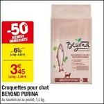 Bon Plan Croquettes pour Chat Beyond chez Carrefour - anti-crise.fr