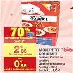 Bon Plan Gourmet Mon Petit chez Carrefour Market - anti-crise.Fr