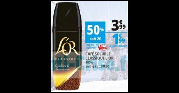 Bon Plan Chewing-Gum Hollywood chez Auchan - anti-crise.fr