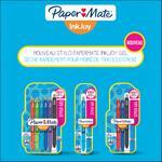 Bon Plan Stylo Paper-Mate® InkJoy Gel chez Intermarché - anti-crise.fr
