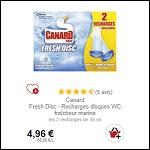 Bon Plan Recharges Fresh Disc Canard WC Partout - anti-crise.fr