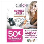 Offre de Remboursement Calor : Jusqu'à 50€ Remboursés sur Centrale Vapeur - anti-crise.fr