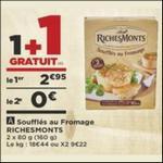 Bon Plan Soufflés RichesMonts chez Casino - anti-crise.fr