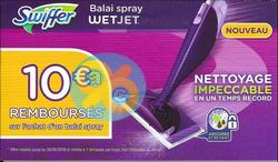 Bon Plan Balai Spray Swiffer Wetjet Chez Leclerc 2002 Au