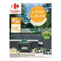 Catalogue Carrefour Market du 2 au 25 mars 2018 (Mobilier de ...
