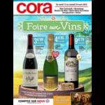Catalogue Cora du 13 au 24 mars 2018 (Vins)