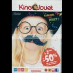 Catalogue King Jouet du 31 janvier au 19 février 2018