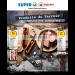 Catalogue Super U du 27 février au 3 mars 2018 (Lyonnais)
