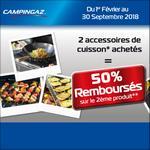 Offre de Remboursement Campingaz : 50% Remboursés sur le 2ème Produit - anti-crise.fr