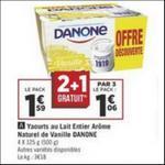 Bon Plan Yaourts Danone 1919 chez Géant Casino - anti-crise.fr