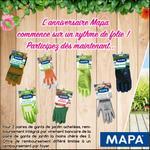Offre de Remboursement Mapa : 2ème Paire de Gants de Jardin 100% Remboursée - anti-crise.fr