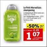 Bon Plan Shampooing Le Petit Marseillais chez Lidl - anti-crise.fr
