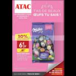 Catalogue Atac du 21 mars au 1er avril 2018