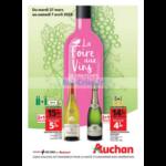 Catalogue Auchan du 27 mars au 7 avril 2018 (Bourgogne - Vins)