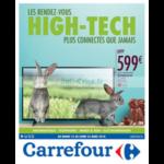 Catalogue Carrefour du 13 au 26 mars 2018 (High-Tech)