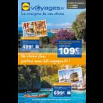 Catalogue Lidl du 13 au 26 mars 2018 (Voyages)
