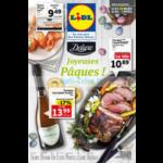 Catalogue Lidl du 28 mars au 3 avril 2018