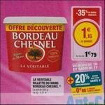 Bon Plan Rillettes Bordeau Chesnel chez Magasins U - anti-crise.fr