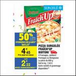 Bon Plan Pizza Fraîch'Up Buitoni chez Carrefour Market - anti-crise.fr