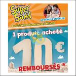 Offre de Remboursement Goliath : 10€ Remboursés sur Super Sand - anti-crise.fr