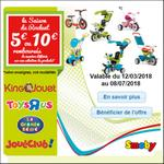 Offre de Remboursement Smoby : Jusqu'à 10€ Remboursés sur le Roulant - anti-crise.fr