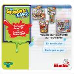 Offre de Remboursement Smoby : 2 ème Produit The Grossery Gang 100% Remboursé - anti-crise.fr