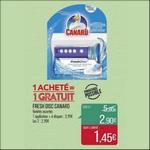 Bon Plan Boîtier Canard Fresh Disc chez Match - anti-crise.fr