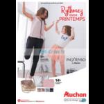 Catalogue Auchan du 3 au 10 avril 2018 (Mode)