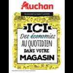 Catalogue Auchan du 3 au 17 avril 2018 (Economies)