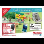 Catalogue Auchan du 3 au 7 avril 2018 (Dunkerque)