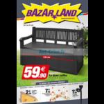 Catalogue Bazarland du 4 au 15 avril 2018
