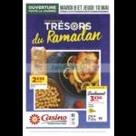 Catalogue Casino du 8 au 20 mai 2018 (Ramadan)