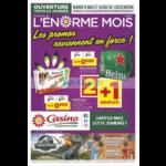 Catalogue Casino du 8 au 21 mai 2018