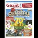 Catalogue Géant Casino du 8 au 21 mai 2018