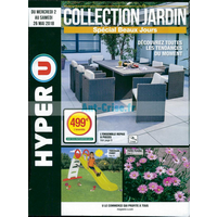 Catalogue Hyper U Du 2 Au 26 Mai 2018 Jardin Catalogues Promos