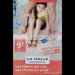 Catalogue La Halle du 2 au 21 mai 2018
