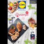 Catalogue Lidl du 11 au 17 avril 2018